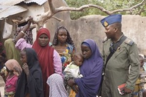 300 Boko Haram abductees rescued