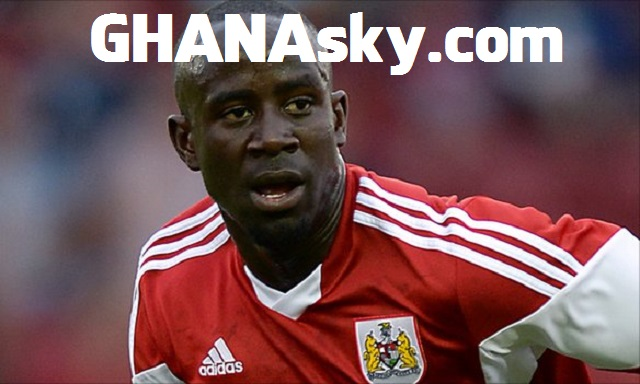 Adomah saves Ghana blushes in Washington