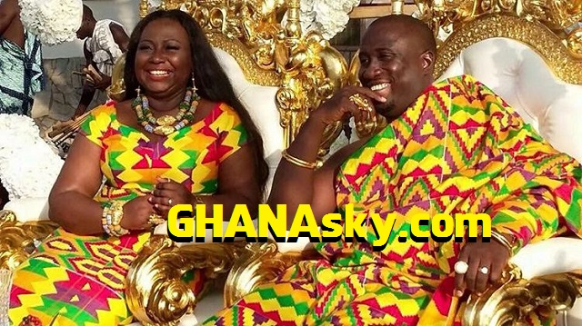 [Video] Marrying Gifty Anti is a dream come true - Nana Ansah Kwao