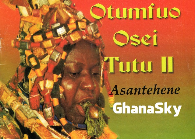 Otumfuo summons Antoa shrine chiefs