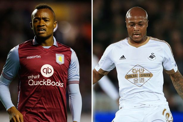 Swansea City vs Aston Villa clash: Andre issues warning to Jordan
