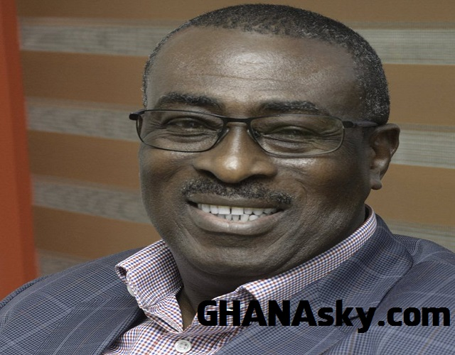 Ghana is sitting on time bomb – Captain Budu Koomson