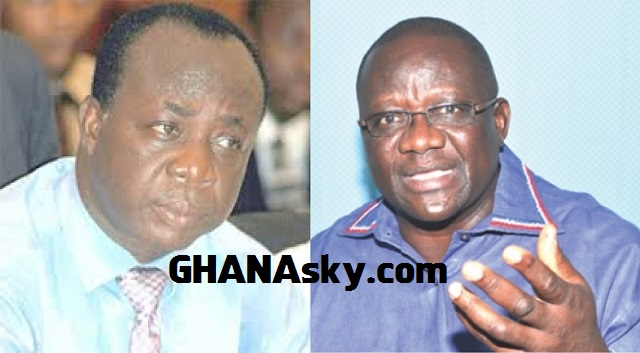 Don't deal with suspended Afoko – NPP writes to EC