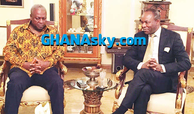 Ghana Agrees to Pay Nigeria N33.8 Billion Gas Debt