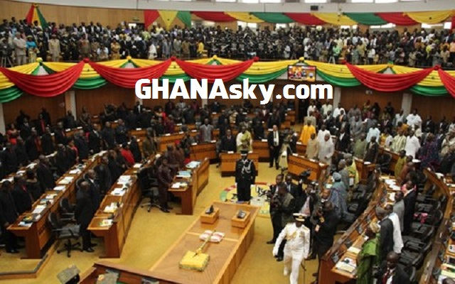Parliament to discuss Nsawam-Accra railway next week