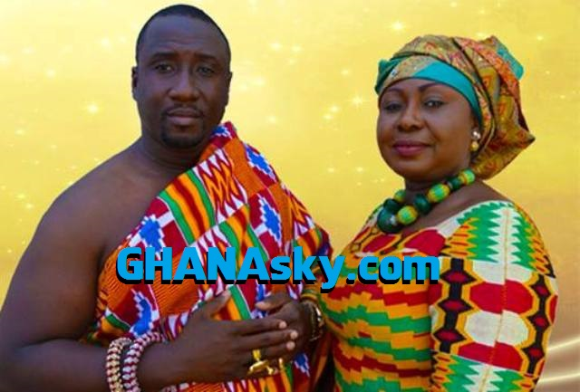 [Video & Photos] Gifty Anti and Nana Ansah's Royal Wedding