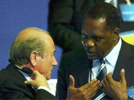 Issa Hayatou named acting Fifa President
