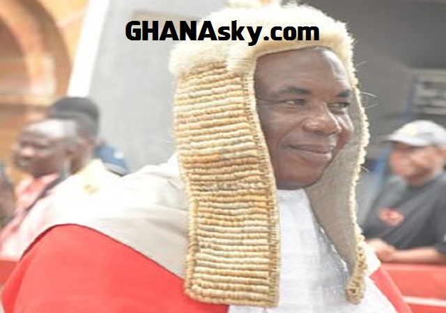 Judicial scandal: Stay away from judges – Justice Dotse
