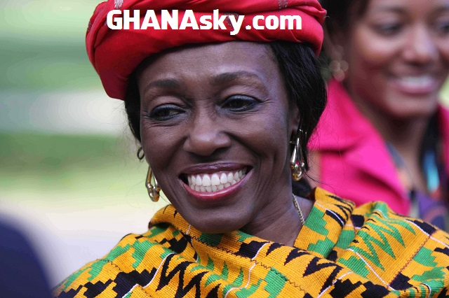 Rawlings never beat up Vice President Arkaah – Konadu