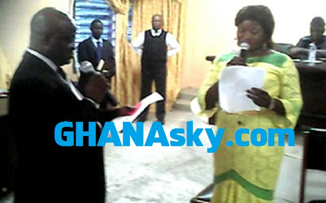 Kwahu Afram Plains North elects woman as PM