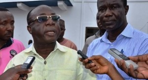 Mr Freddie Blay, Acting NPP Chairman