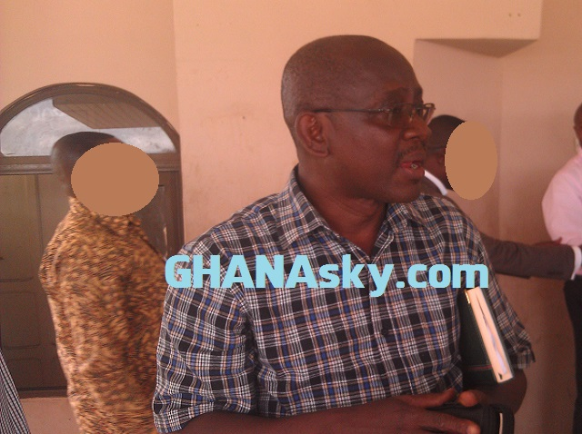 'Ghana Government committed to fight corruption'