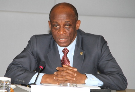 Gov't blows $152m GNPC cash