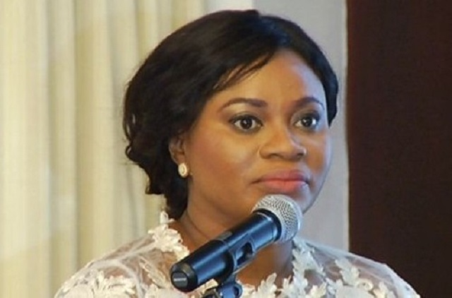 Charlotte Osei was born in Nigeria and her Mother is a Nigerian, so she misplaced priority and when it is War, EC Boss can easily move to Nigeria
