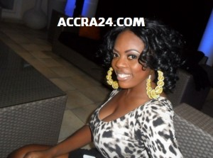 Nana Aba Anamoah's Self-foist trying time