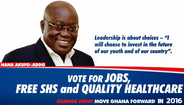 Stakes in Election 2016 high – Akufo-Addo tells Int'l community