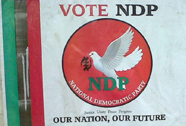 Voters register is compromised and outmoded - NDP