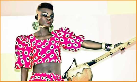 Women have power that men are jealous of - Wiyaala