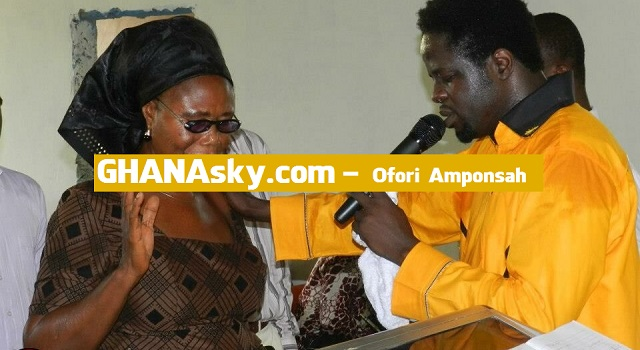 [Video] Delay Interviews Ofori Amponsah – I have divorced my 3 wives