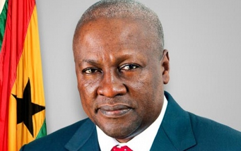 I never called for new register in Togo - Mahama