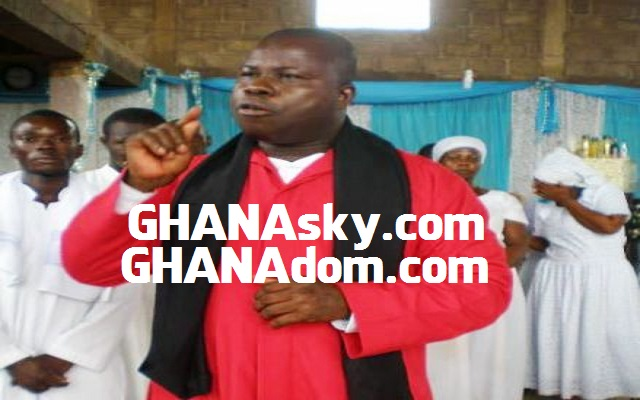 Okomfo stormed church premises & Prophet dies after
