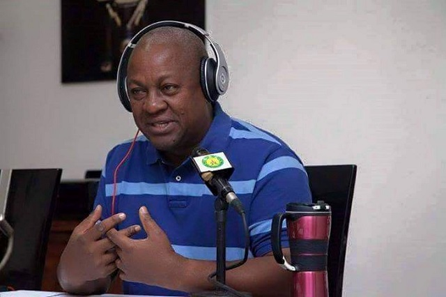Mahama replies Nana Addo: 'I am not a copycat'