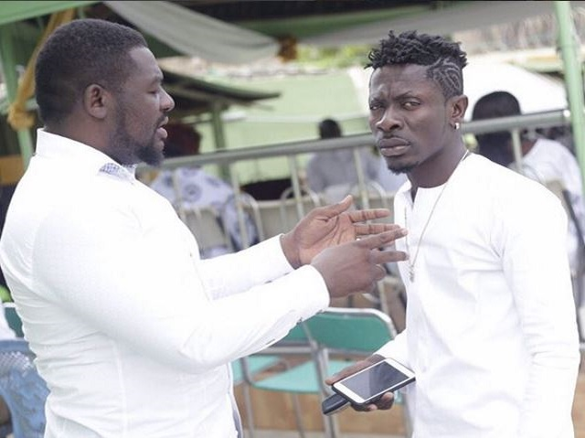 Bulldog and Shatta Wale