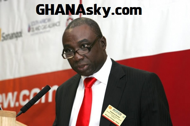 Power Minister Dr Kwabena Donkor resigns