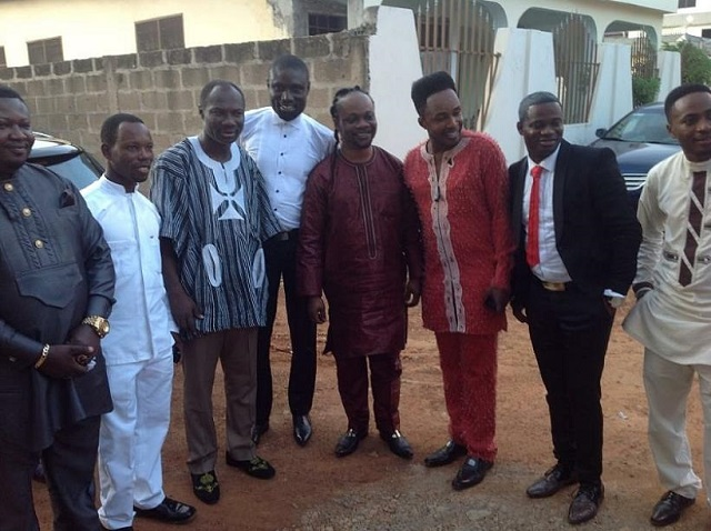 Lumba, Obrafour,Charles Taylor, Mr Beautiful, Tobincco and others grace Aporsor Album Launching