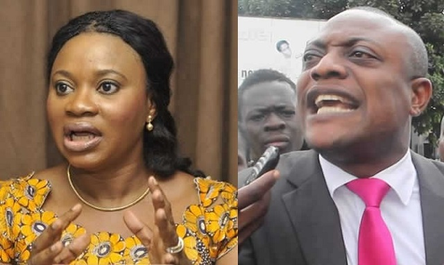 EC boss is incompetent - Lawyer Ampaw
