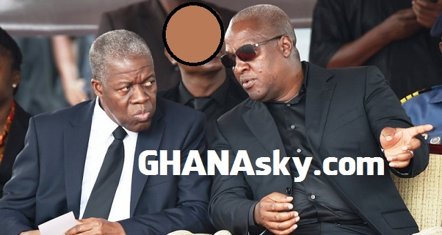 Mahama must keep Amissah-Arthur