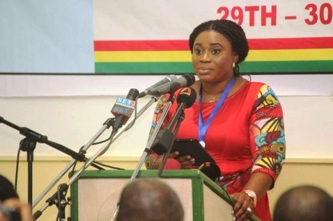 NPP presents Togo Voters Register to Electoral Commission