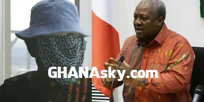 [Video] Prez Mahama suppressing Anas' Parliament corruption video - Amidu