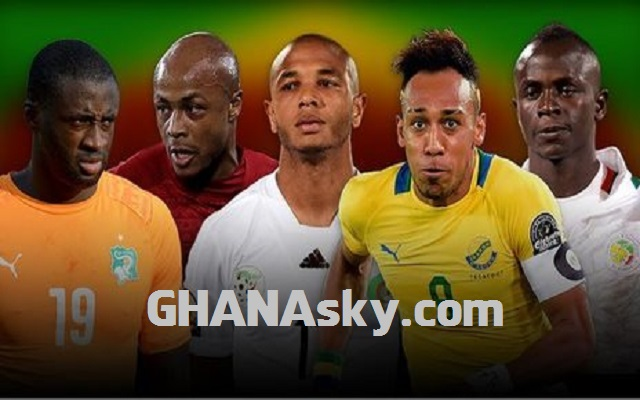 Why Andre Ayew lost top BBC award?