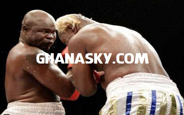 Bukom Banku knocked out Ayittey Powers
