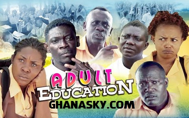 Adult Education - Ghana Akan Twi Movie