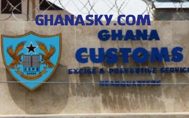 [VIDEO] CORRUPTION: Ghana Customs Service Bribery Is Out