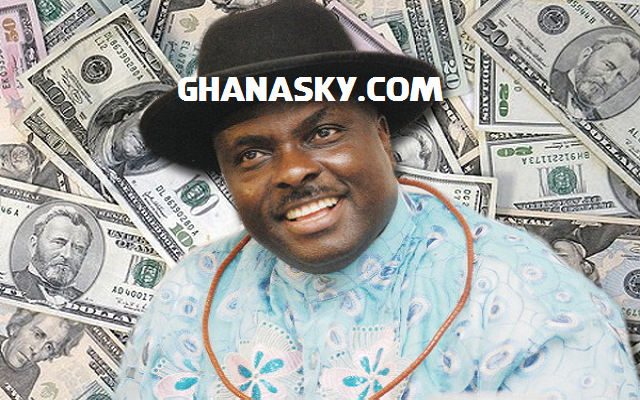 [Video] James Ibori Gave  $15 million US Dollars Sack of Cash