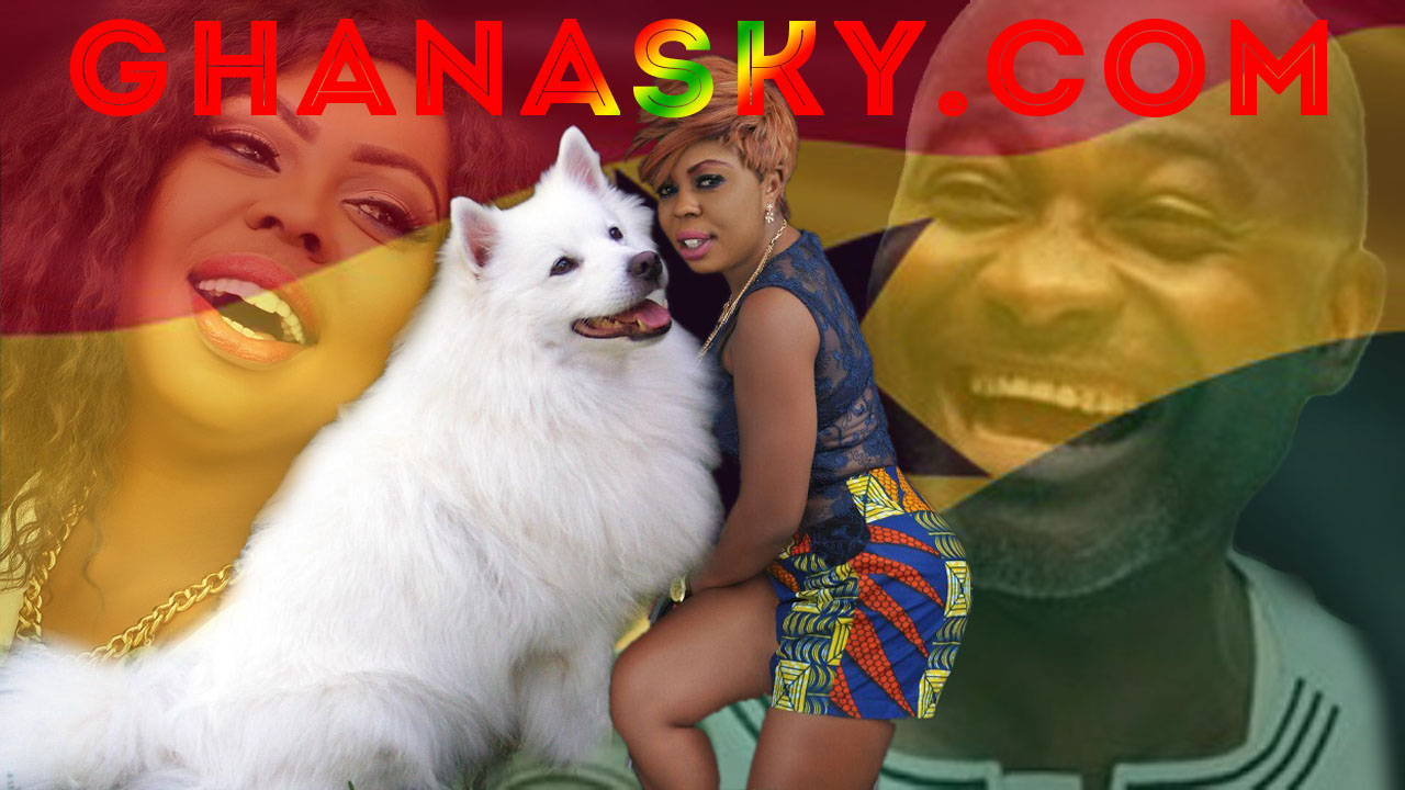 Dog, Afia Schwarzenegger and Kennedy Agyapong