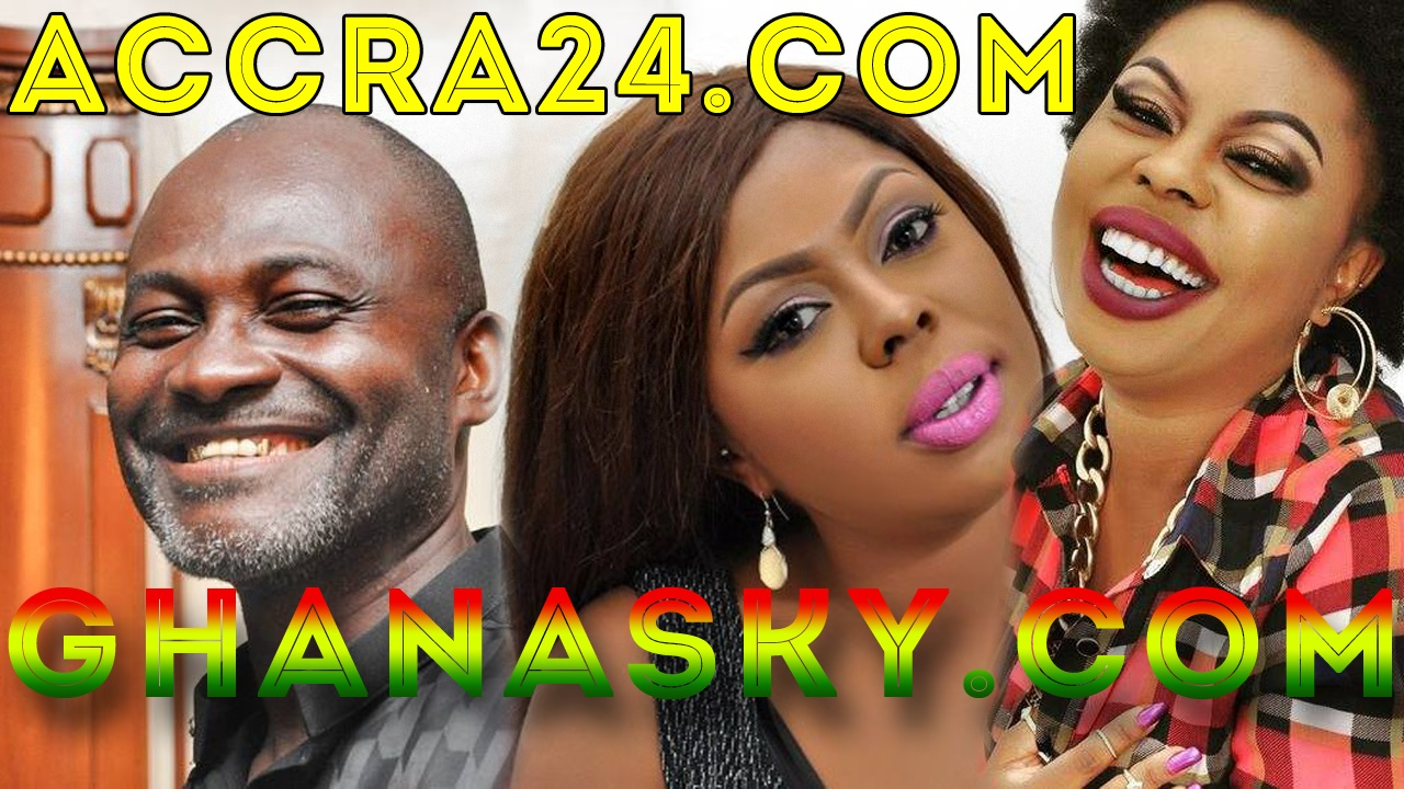 [Video] Afia Schwarzenegger insulted Kennedy Agyapong Part 1