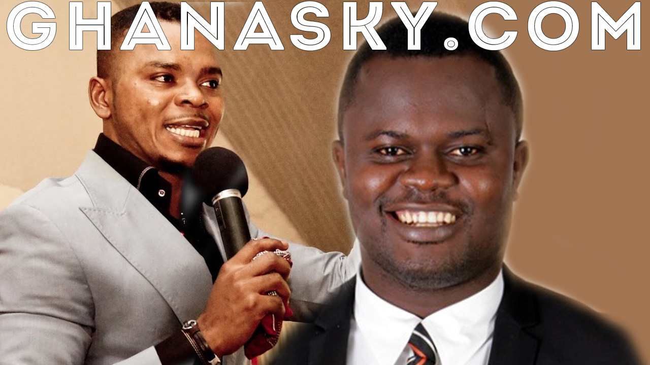 [Video] Cwesi Oteng Backed Bishop Obinim Animal Wahala