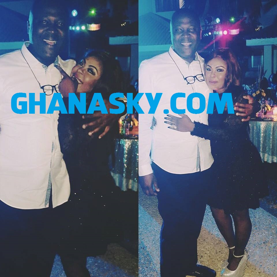 Why Afia Schwarzenegger Fights For Ibrahim Mahama