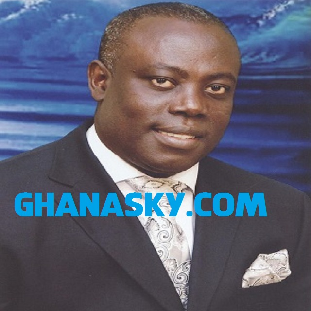 The General Superintendent of the Assemblies of God church Wahala