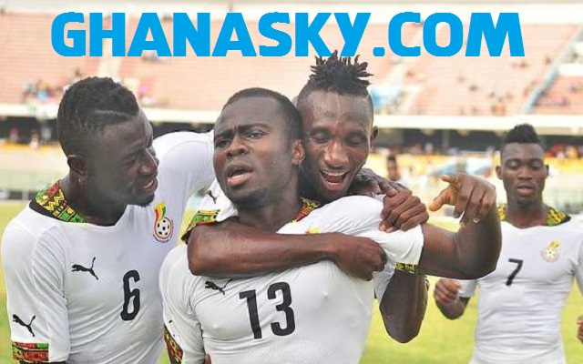 Ghana vs Mozambique 3-1 All Goals [HD Video Quality]