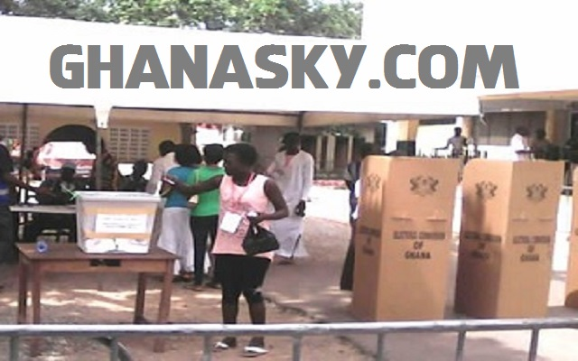 Voting has begun in the Ablekuma West, NPP primary