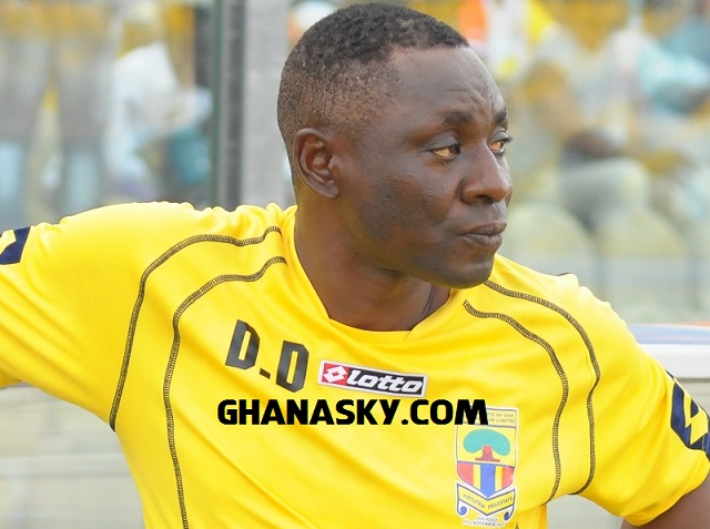 Asante Kotoko Coach, David Duncan Is Sacked