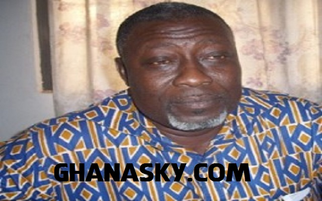 [Video] Ghanaian Actor Nii Odoi Mensah is dead
