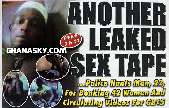[Video] Koforidua leaked SEX scandal tape involving 42 women