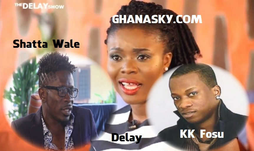 Delay TV: Shut your big mouth – KK Fosu to Shatta Wale [Video]