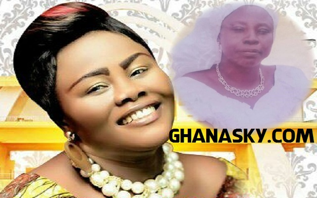 Gospel Star ANITA Afriyie Mother's Funeral Rites Disclose